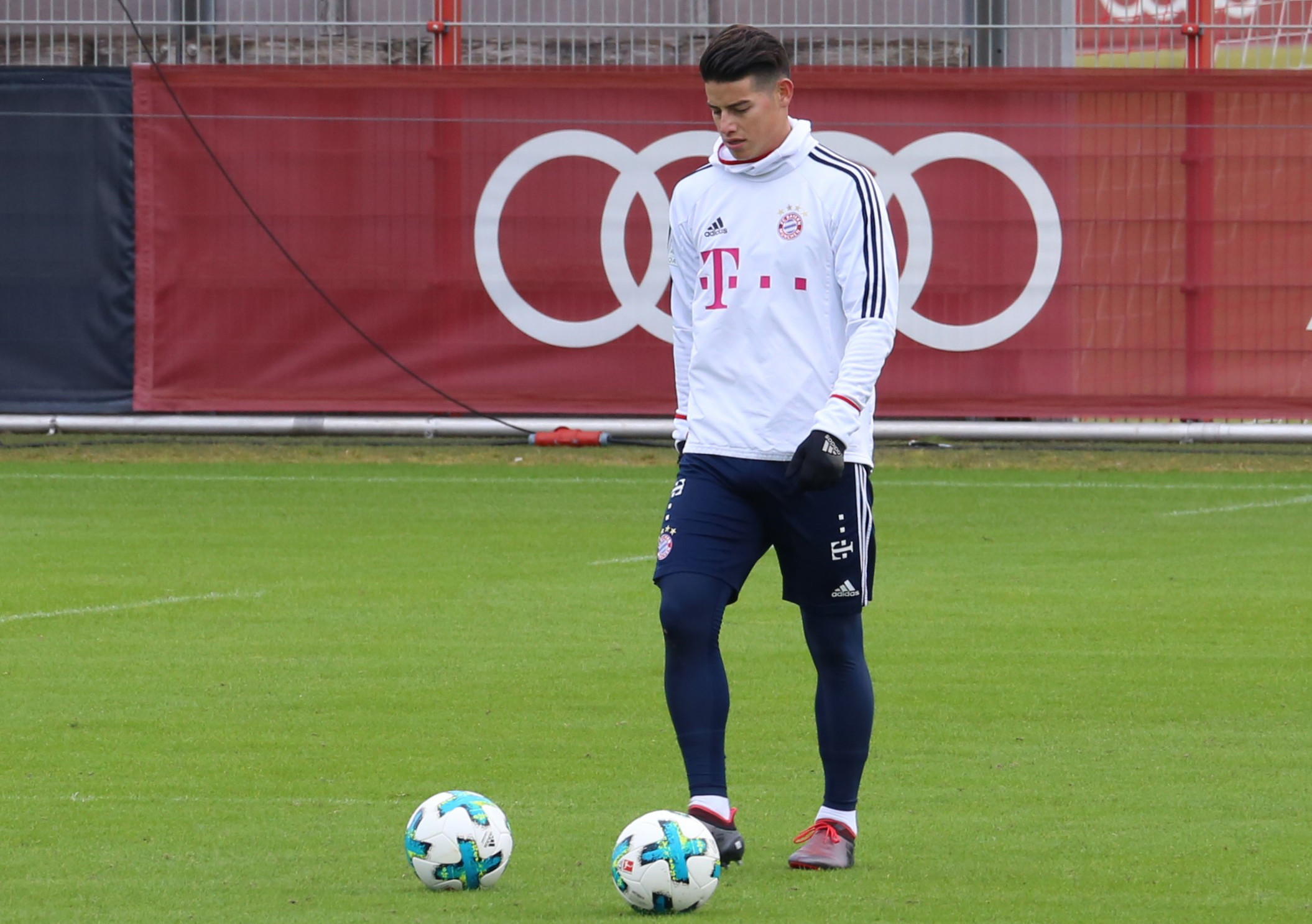 James Rodriguez – piłkarz zawieszony w próżni