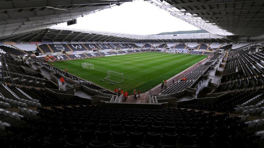 Swansea City na niepewnym lądzie