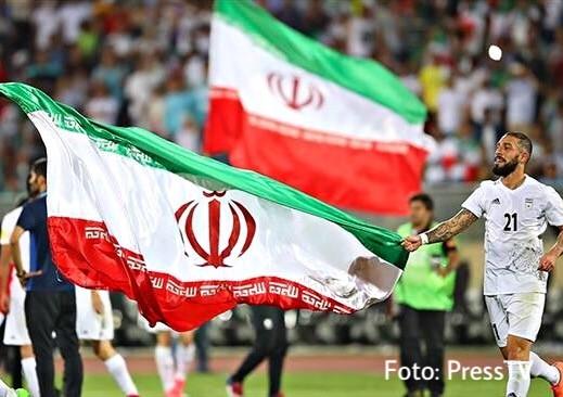 Iran, szacunek!