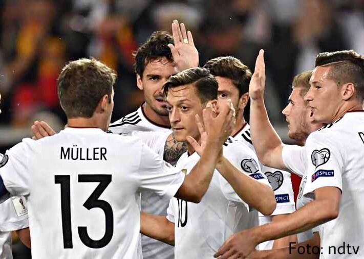 Z Niemcami zawsze należy liczyć się do końca