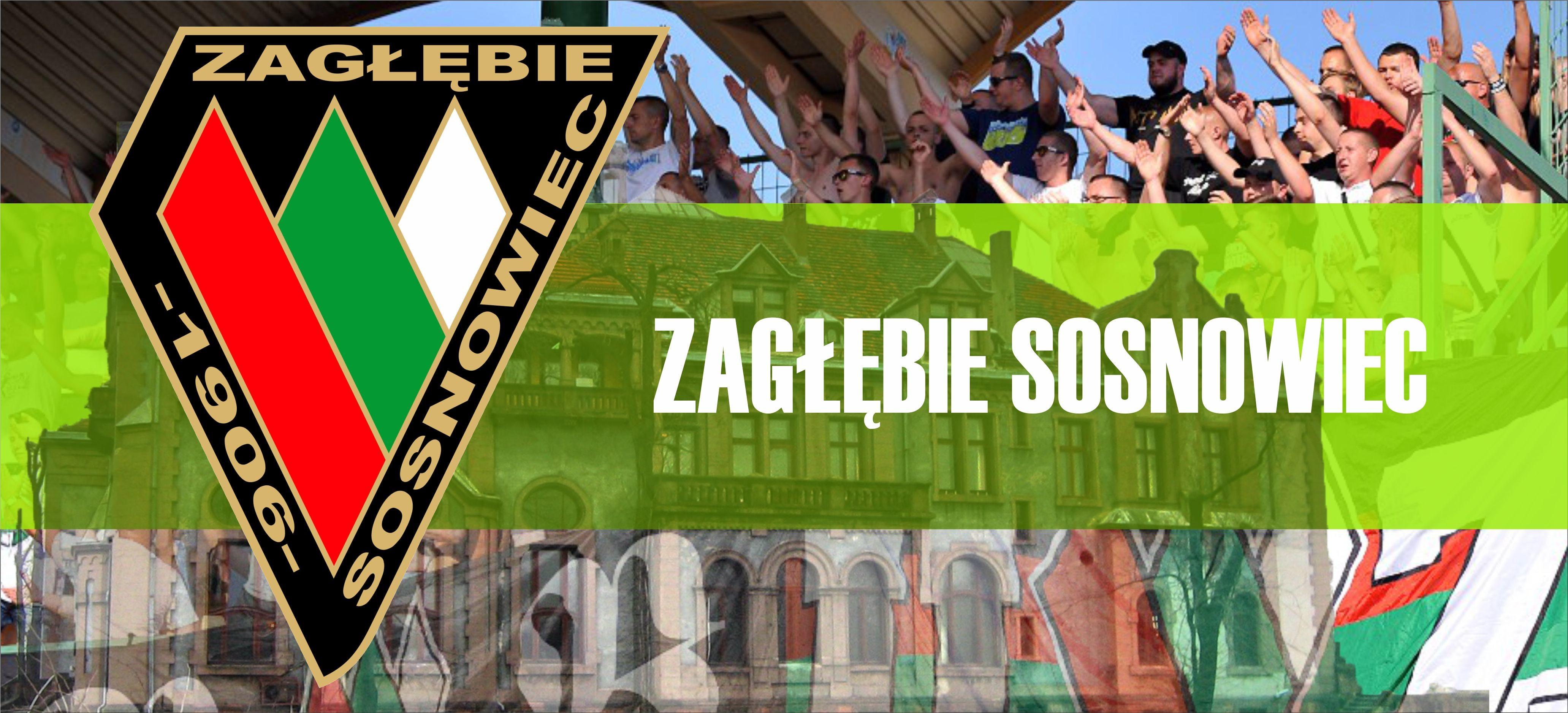 Skarb kibica I ligi: Zagłębie Sosnowiec – o powrót będzie trudno