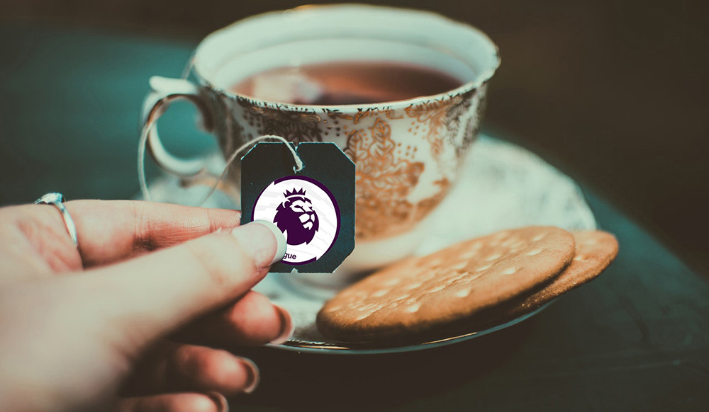 Angielska herbata: Odgrzewany kotlet na Wembley