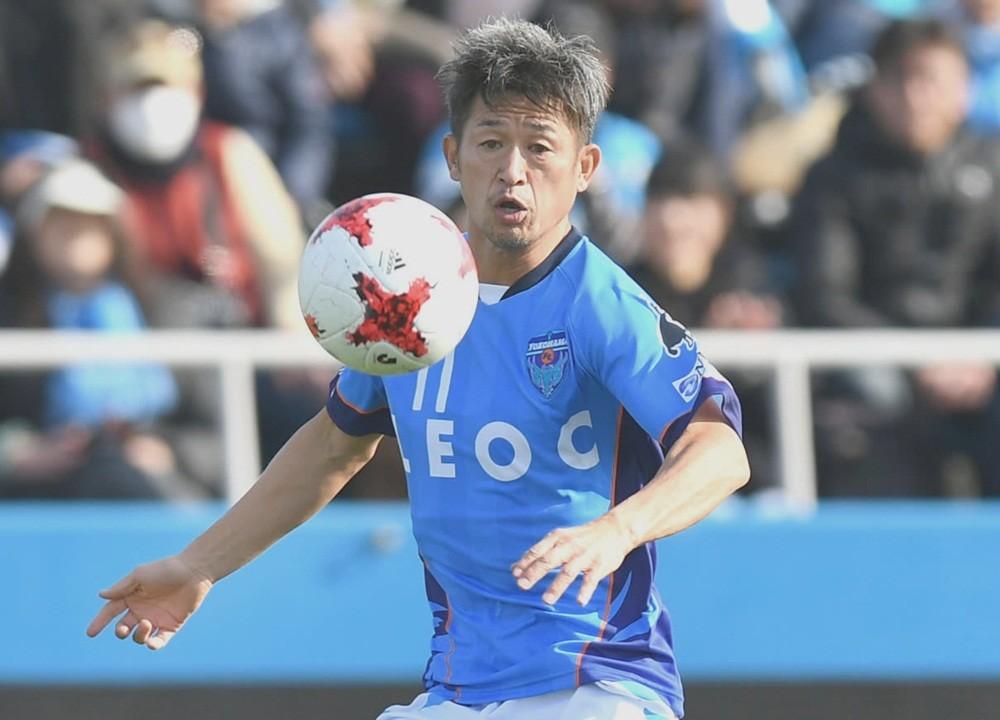 """FJW: """"Król Kazu"""" – legendarny japoński piłkarz pobija kolejne rekordy"""