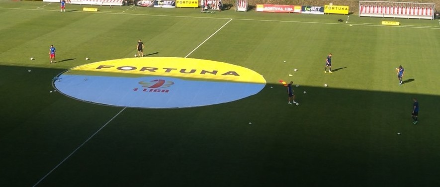Pierwsza liga – styl życia. Wyrównana walka na zapleczu Lotto Ekstraklasy