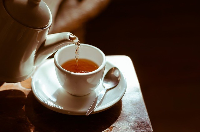Angielska herbata: O dwóch takich co pobili rekord