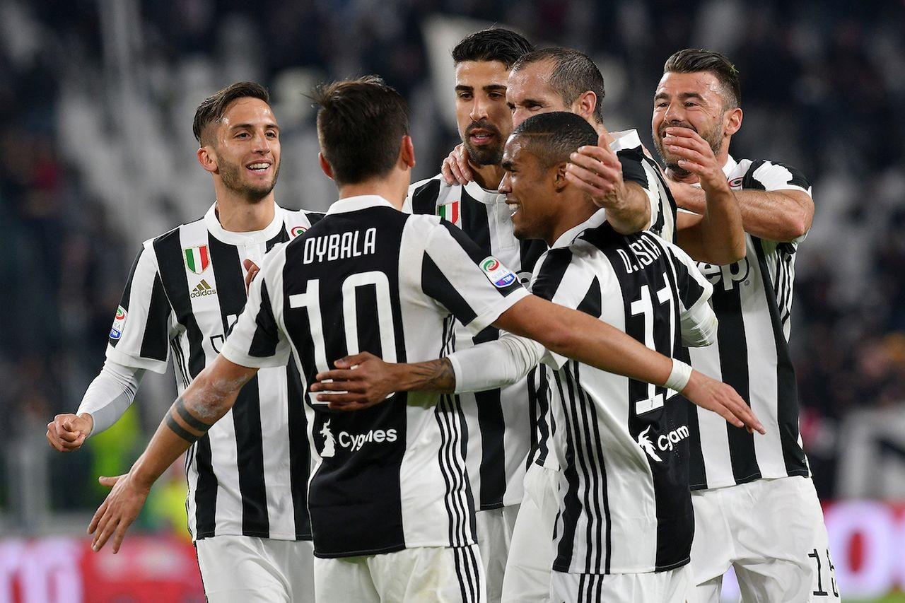 Męczarnie Juventusu