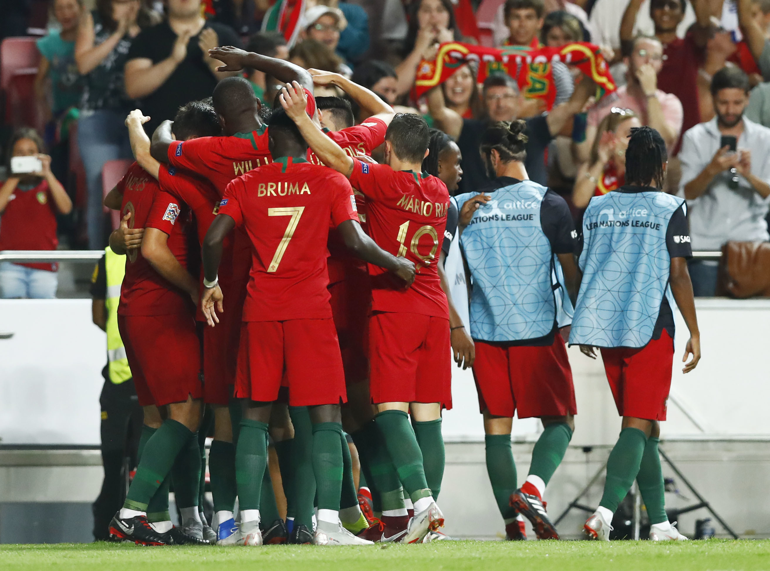 Portugalia to nie tylko Cristiano Ronaldo