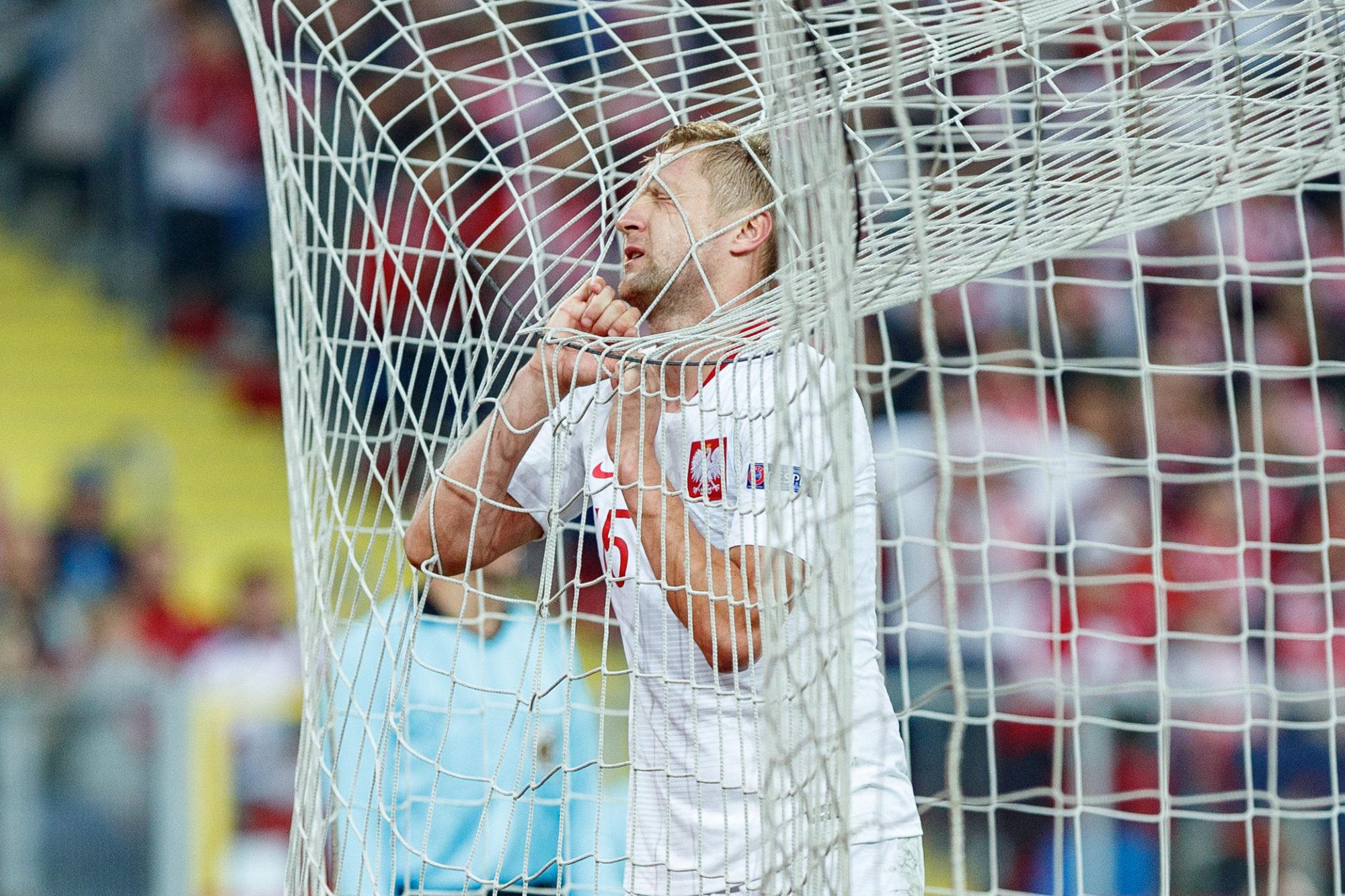 Mistrz Europy pokazał nam miejsce w szeregu. Oceny Polaków po meczu z Portugalią