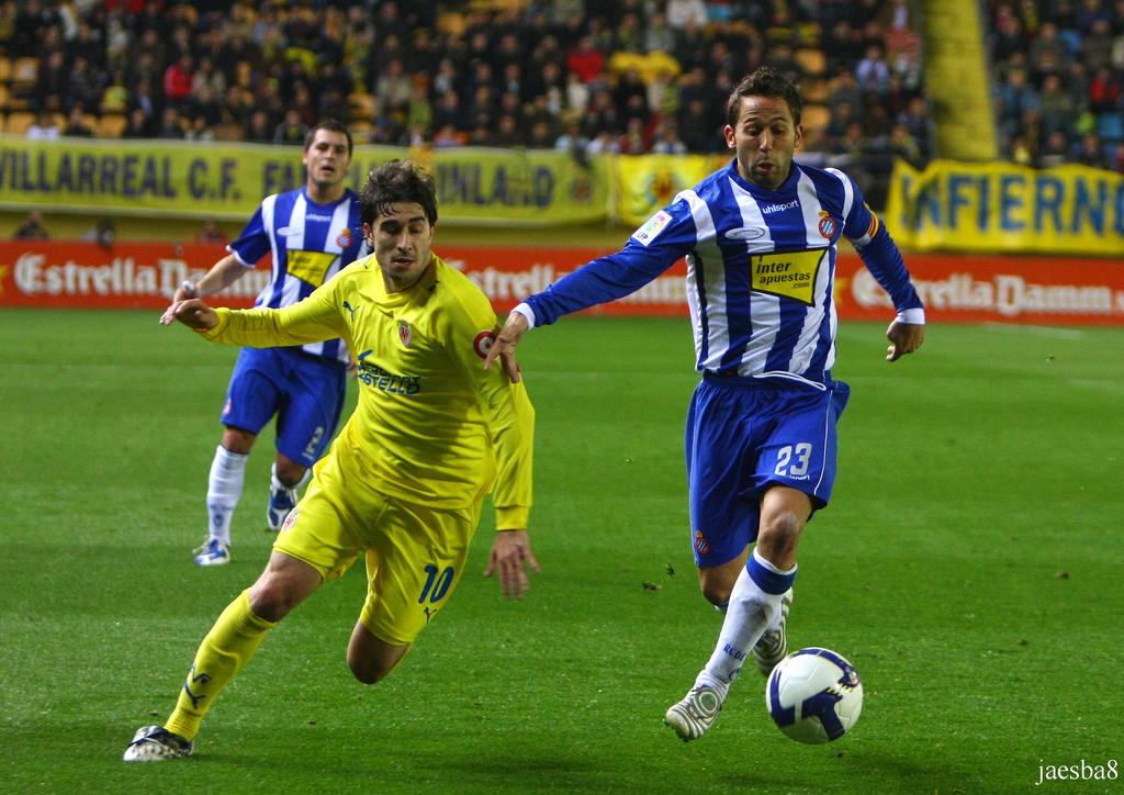 Las leyendas de LaLiga: Raul Tamudo – rekordzista Espanyolu