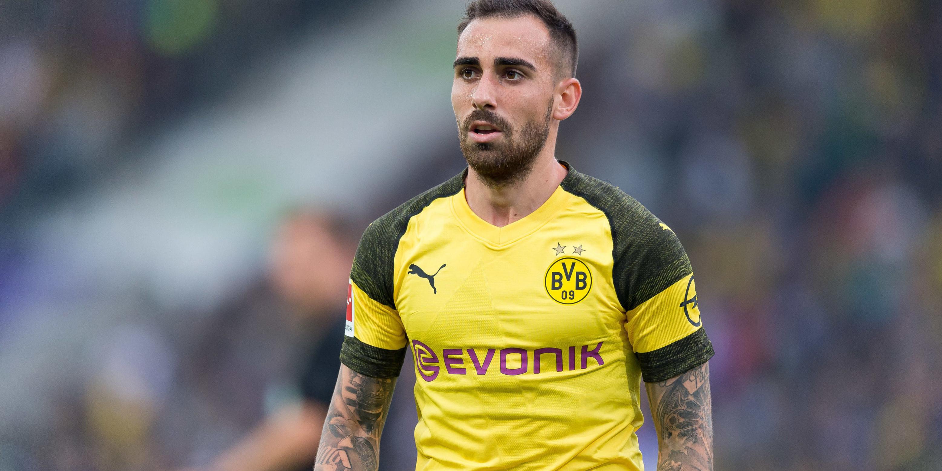 Paco Alcacer – napastnik Borussii Dortmund potrzebuje zmiennika?