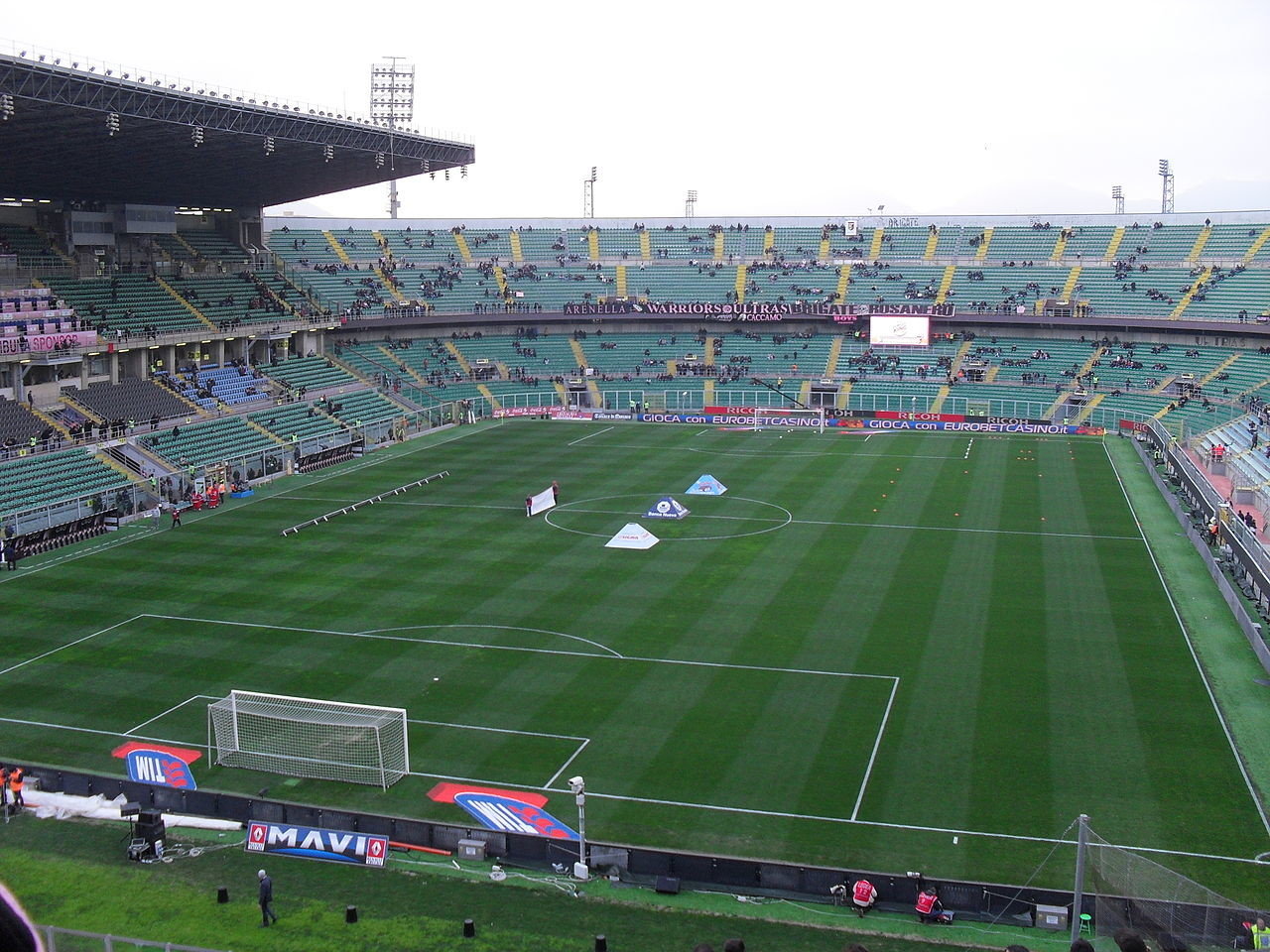 Tak blisko, a tak daleko. Czy Palermo ponownie zawita do Serie A?