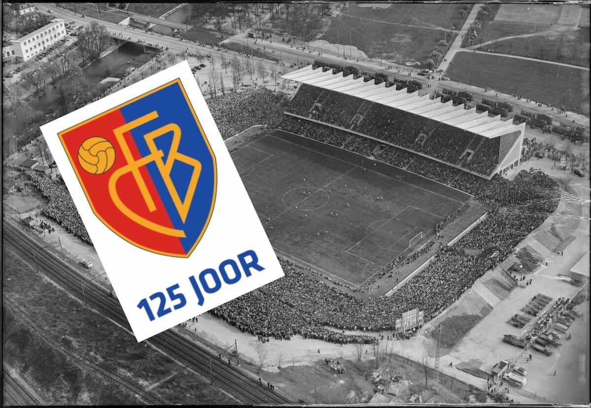 125 lat historii FC Basel