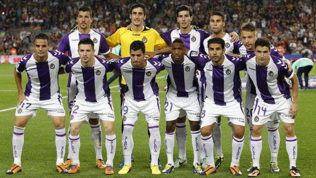 Real Valladolid jak za dotknięciem czarodziejskiej różdżki