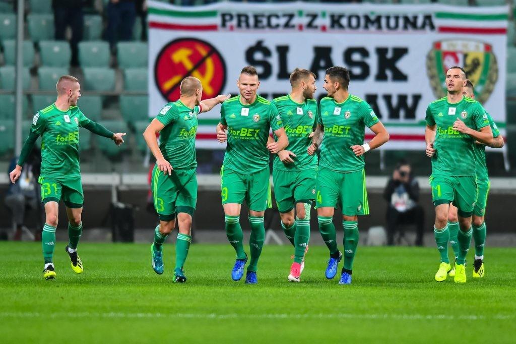 Śląsk Wrocław nareszcie odbudował swoją twierdzę