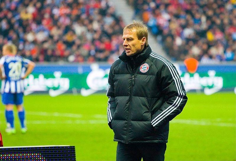 W Berlinie cierpliwość się skończyła. Klinsmann powraca na ławkę
