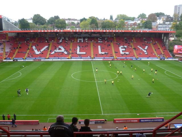 Charlton Athletic – waleczni mieszczanie