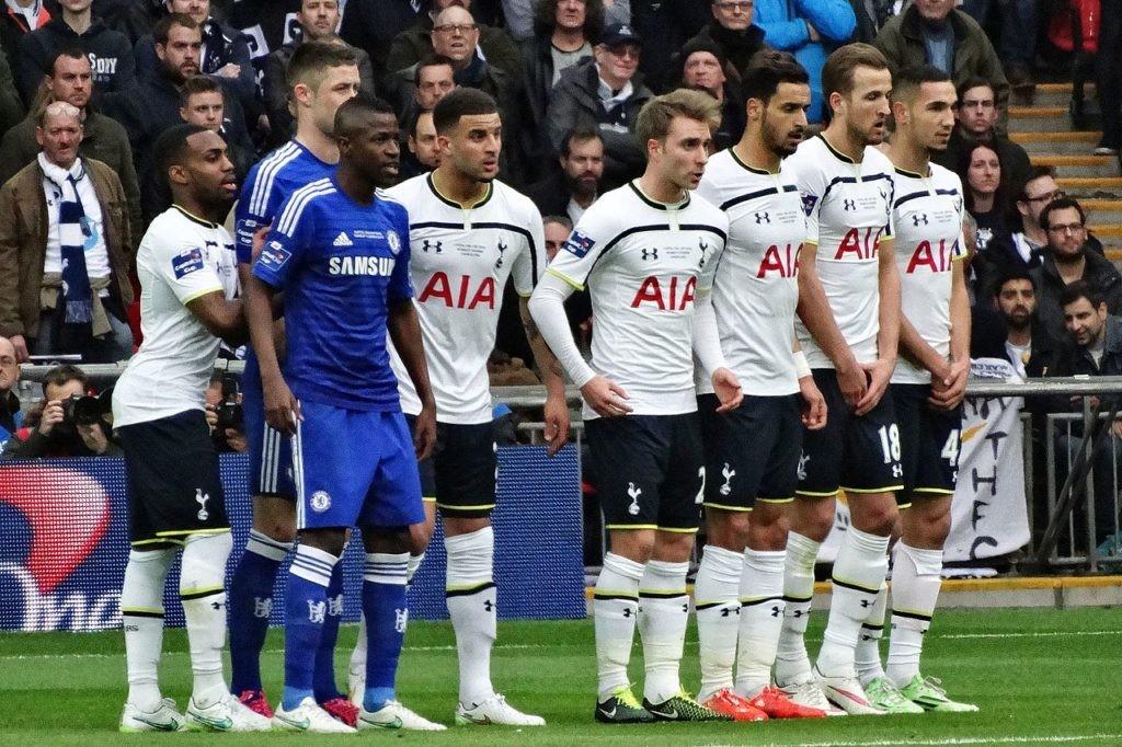 "FJW: Tottenham i Chelsea. ""The Dirty Derby"""