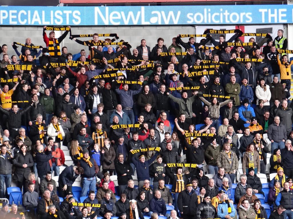 """Hull City na fali wznoszącej. Czy """"Tygrysy"""" powalczą o powrót do Premier League?"""