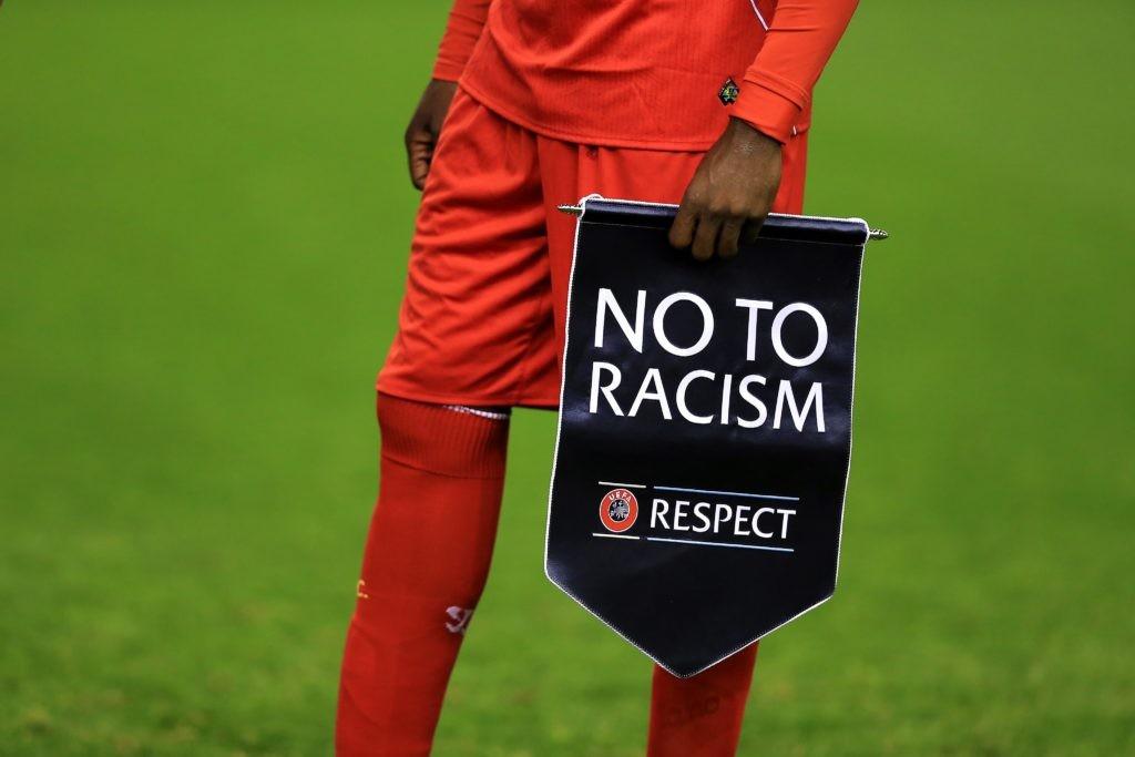 Rasizm w futbolu