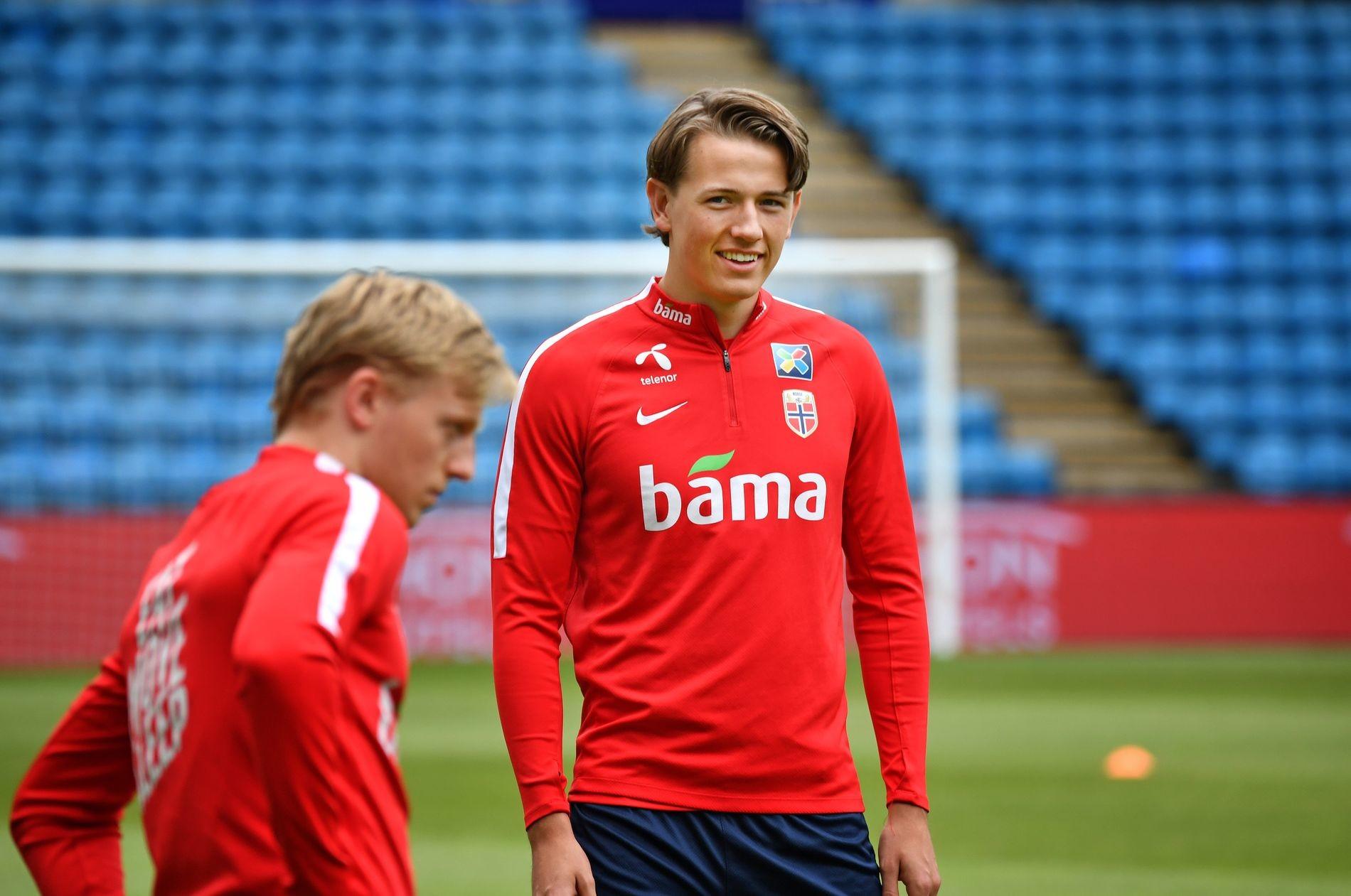 O nich będzie głośno: Sander Berge – norweska nadzieja na lepsze jutro