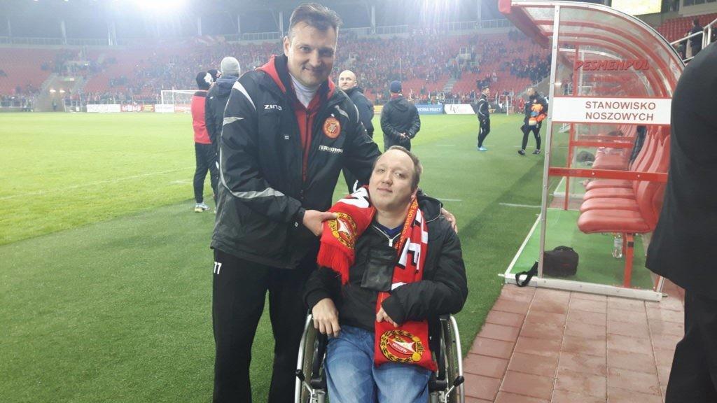 Przemysław Cecherz: Kibicuję Widzewowi od dziecka i ten klub zawsze będzie miał w moim sercu szczególne miejsce (Wywiad)