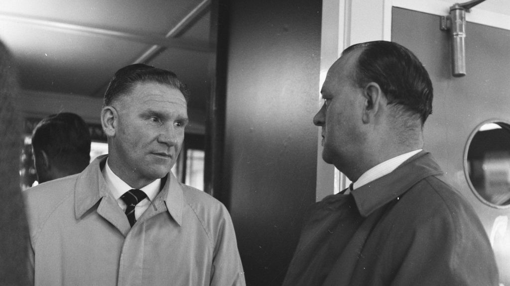 "FJW: Bill Nicholson – bohater ""Spurs"""