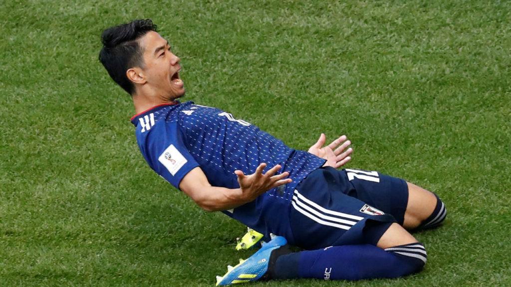 Shinji Kagawa jak mysz pod miotłą. Co słychać u japońskiego pomocnika?