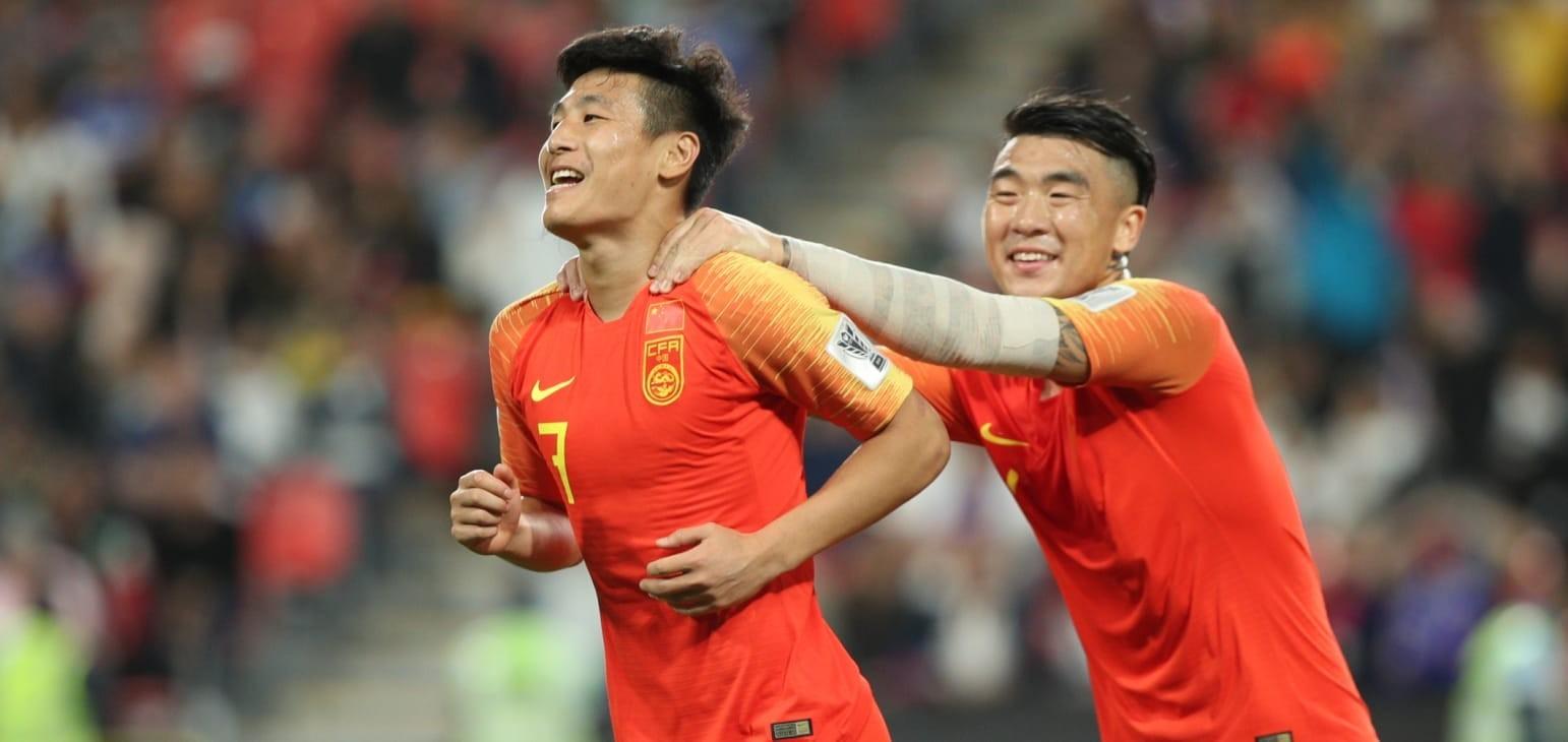 Wu Lei – sukcesy w Chinach pierwszym krokiem do podbicia Europy?
