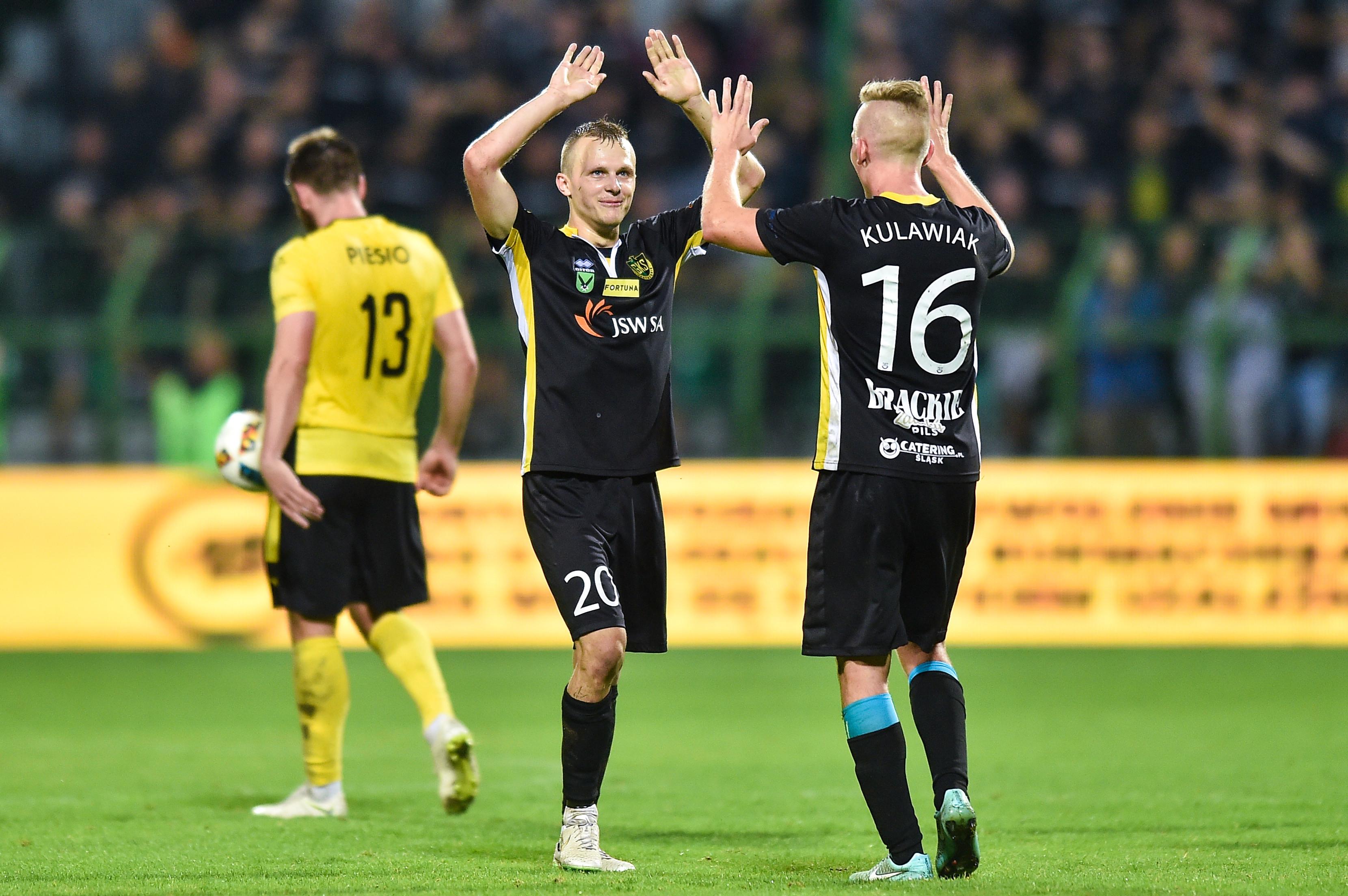 GKS Jastrzębie – czy zaliczą trzeci z rzędu awans?