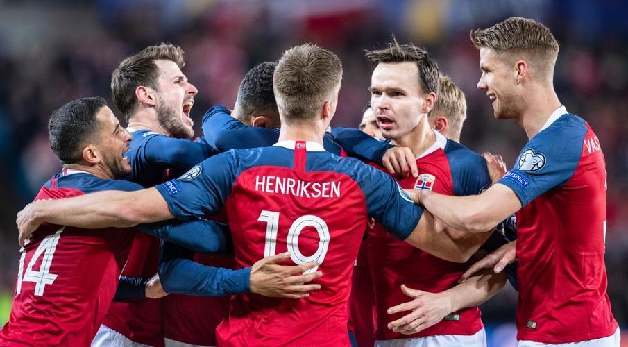 Kłopoty Norwegów z koronawirusem. Zupełnie nowy skład na mecz z Austrią