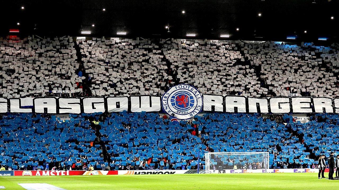 Celtic potrzebuje silnego Rangers