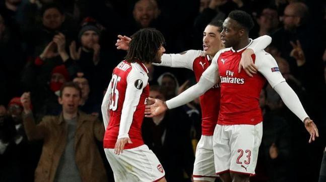 Arsenal idzie do przodu