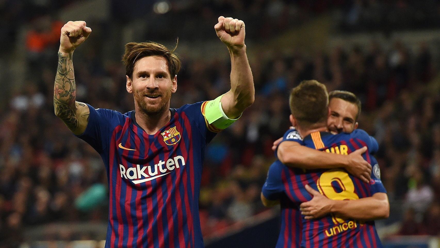"""Wielkie starcie pogrążonych w kryzysie dla Barcelony. """"Duma Katalonii"""" wygrywa w Turynie 2:0"""