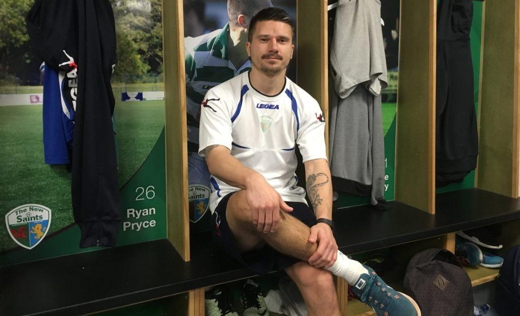 """Adrian Cieślewicz: """"Bądźmy szczerzy, walijską piłką nie za wiele ludzi się interesuje"""" (WYWIAD)"""