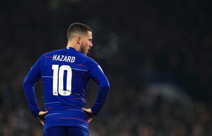 Wygrana w Lidze Europy może być pożegnaniem Edena Hazarda?