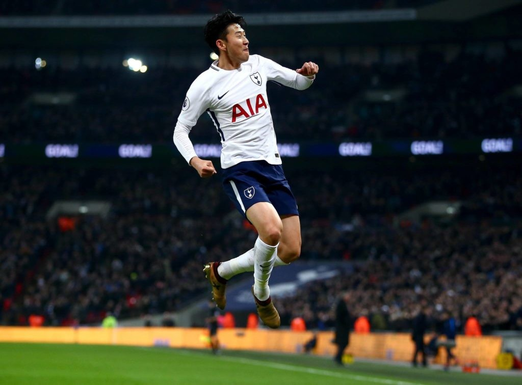 Manchester City poległ 0:2 z Tottenhamem w hicie kolejki