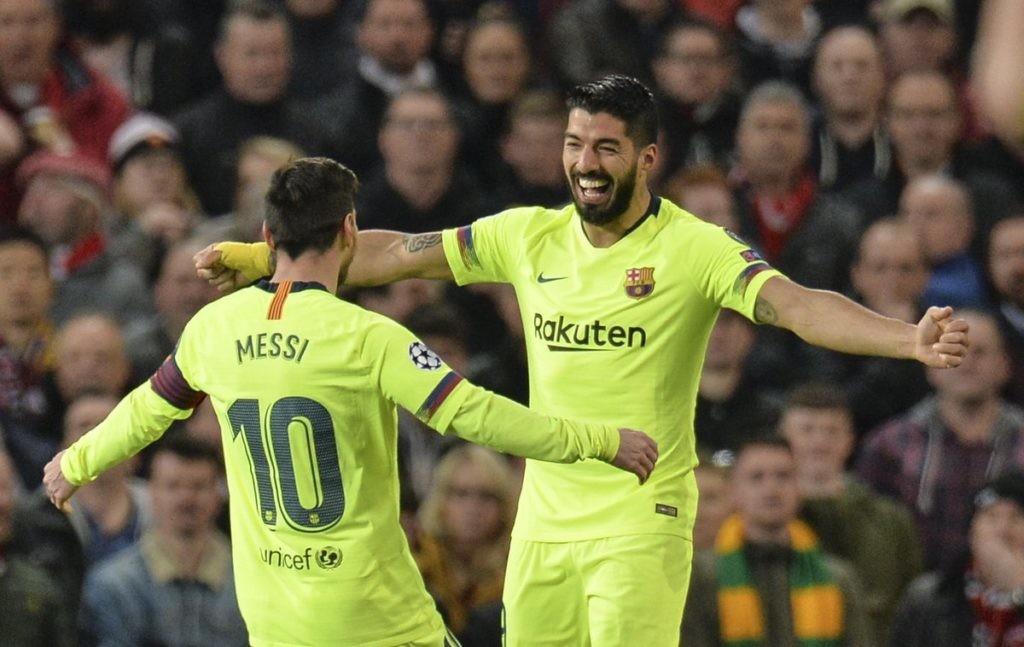 Barcelona cierpi w Lidze Mistrzów na poważną chorobę