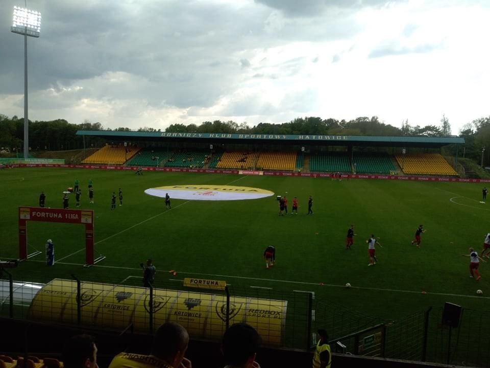 Dlaczego GKS Katowice nie wygrywa meczów u siebie?