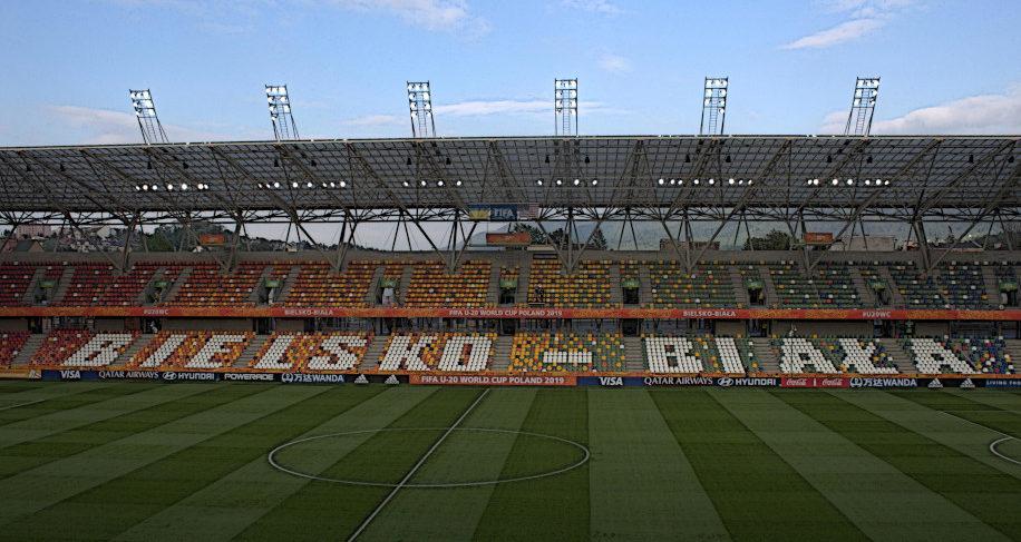 MŚ U-20 w Bielsku-Białej okiem fotoreportera (REPORTAŻ)