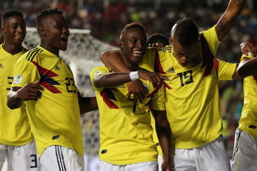 Kim są i co potrafią młodzi zawodnicy z Kolumbii?