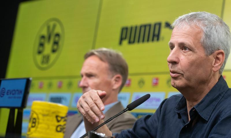 Niemieckie warzenie: Czy Lucien Favre to trener na miarę BVB?