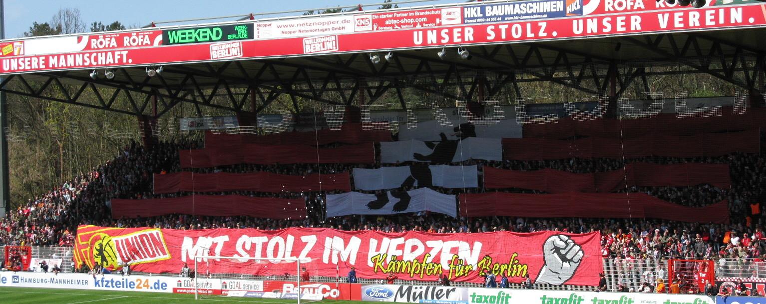 Hertha Berlin i Union Berlin w rywalizacji o kibiców