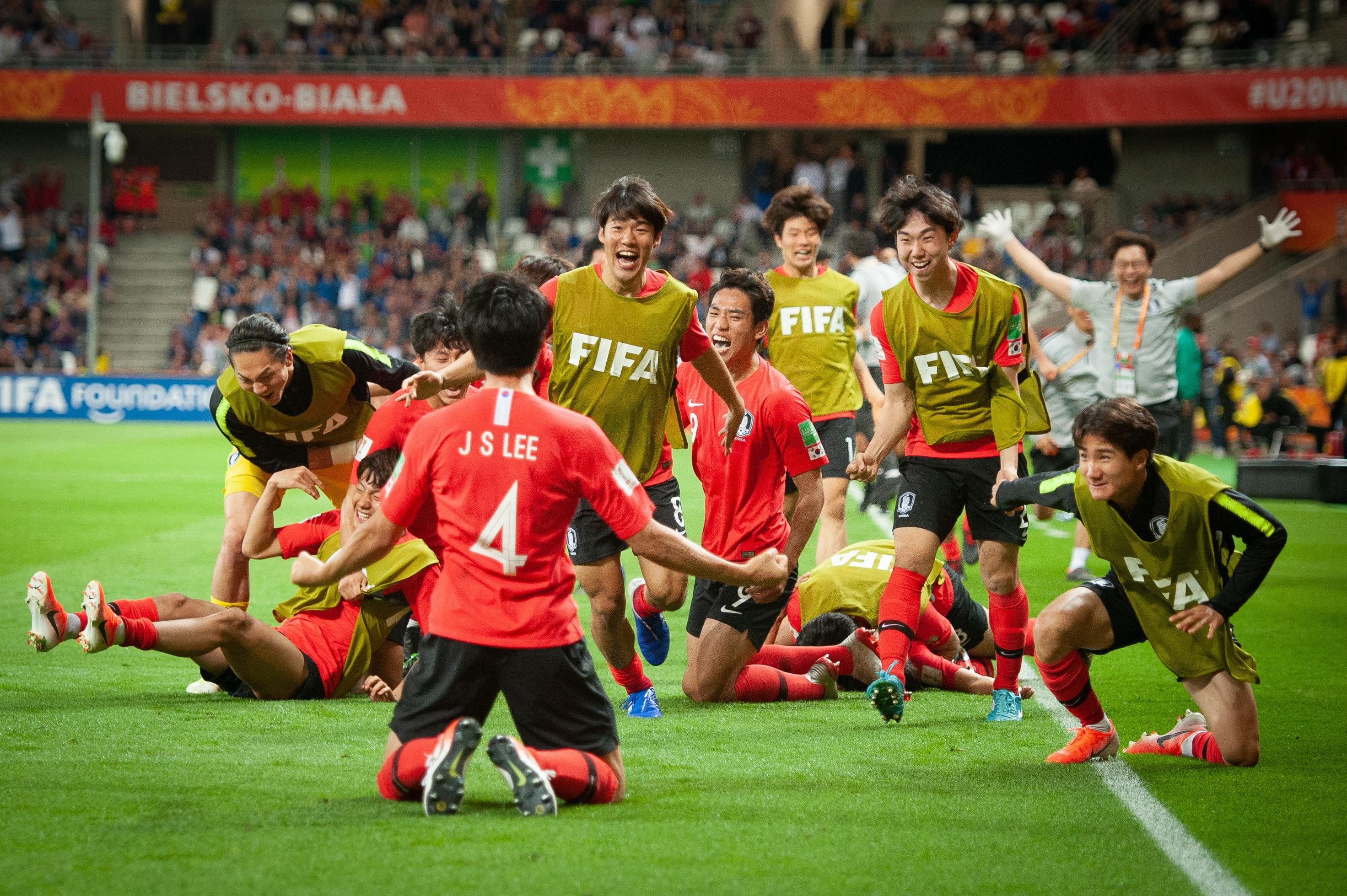 Korea Południowa U-20 to nie tylko jeden zawodnik