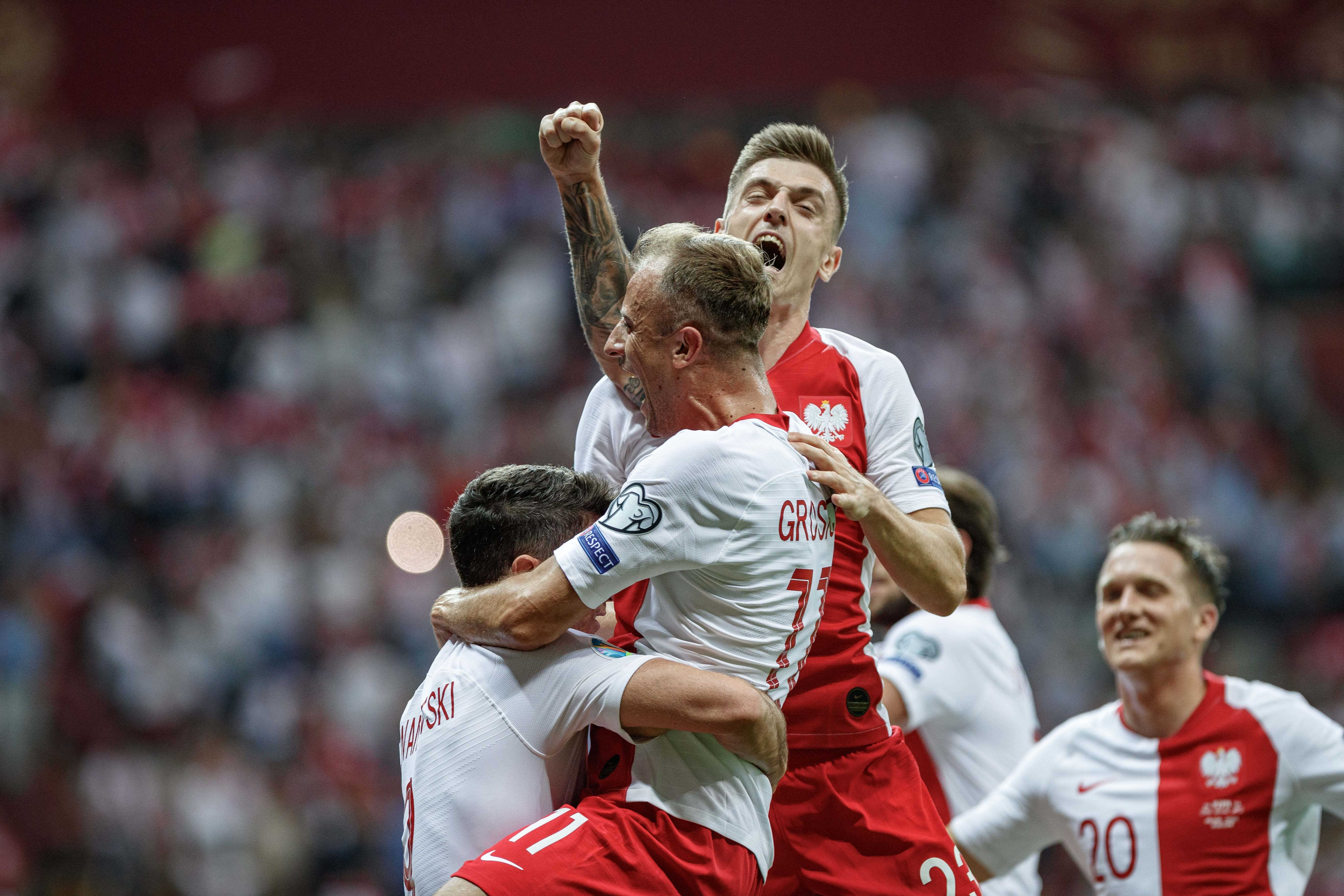 Jest wynik, jest styl. Polska pewnie pokonała Izrael 4:0!