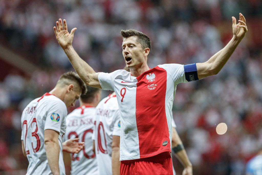 Lewandowski niesie nas na plecach. Oceny po meczu Polska – Słowenia