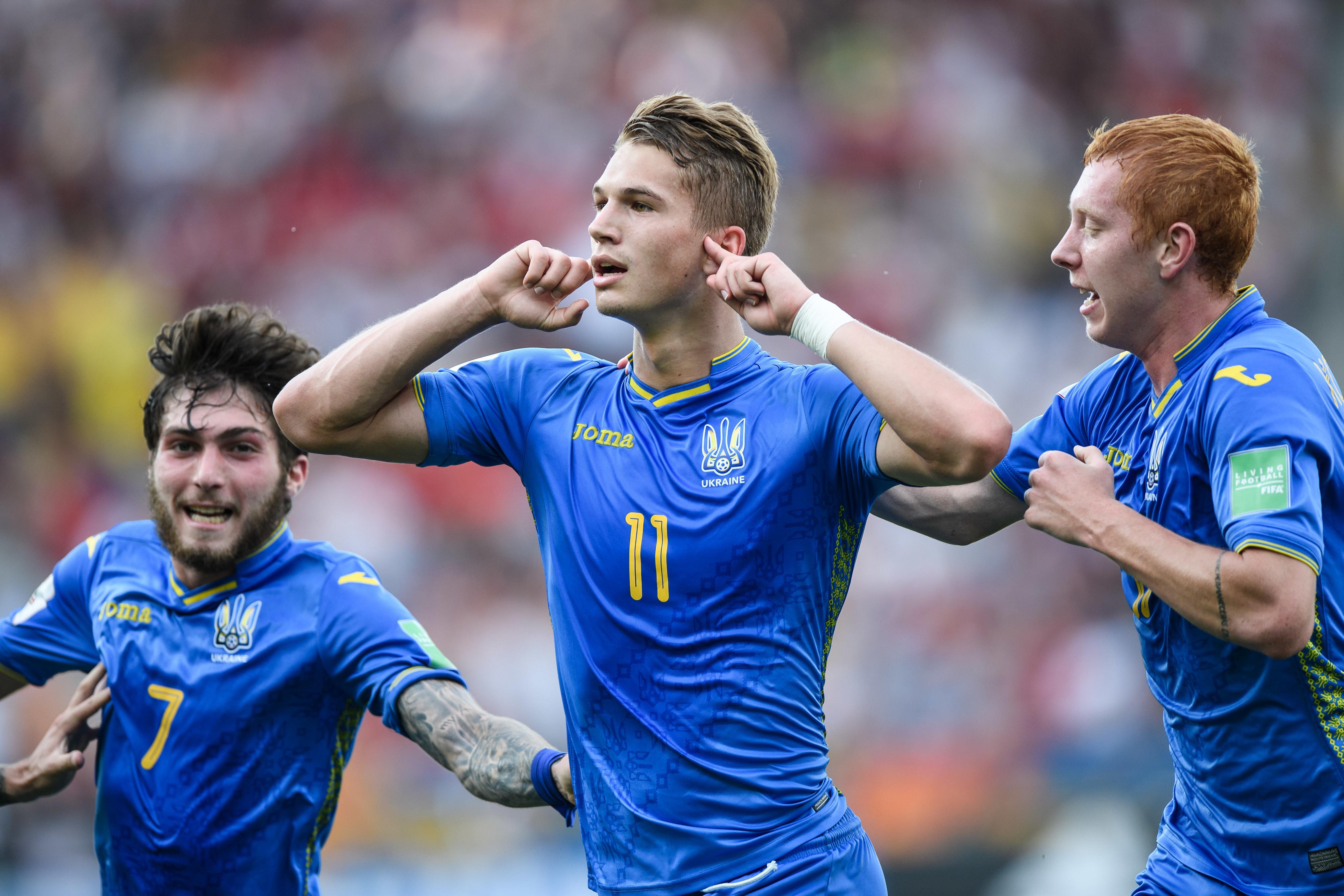 Ukraina mistrzem świata do lat 20! Korea Południowa bez sił w finale