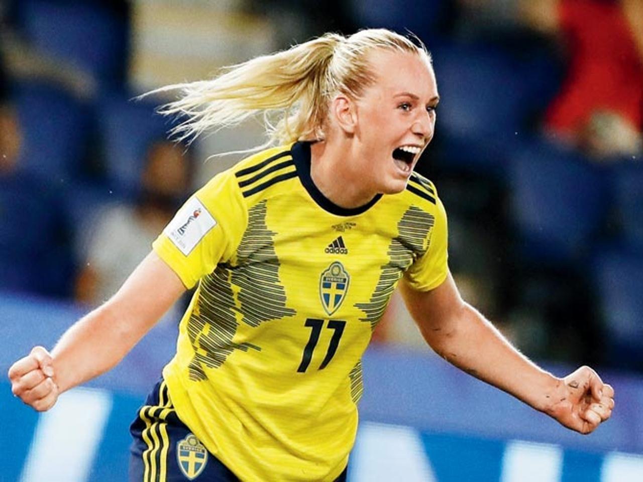 Szwedzki potop na francuskim turnieju