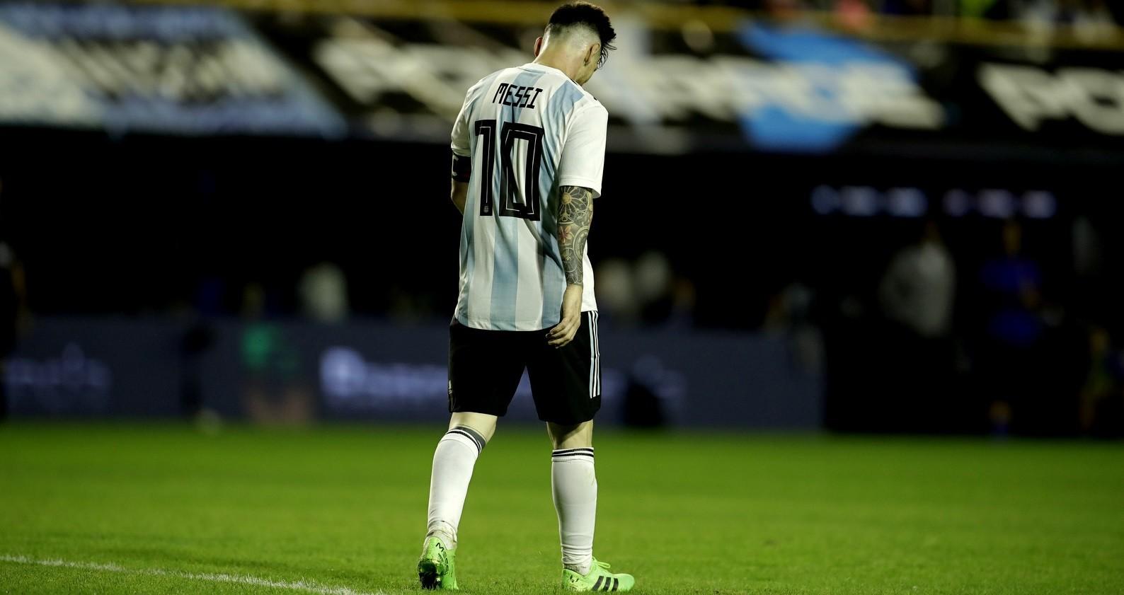 Messi mówi jak jest? Korupcja to nieposkromiony potwór