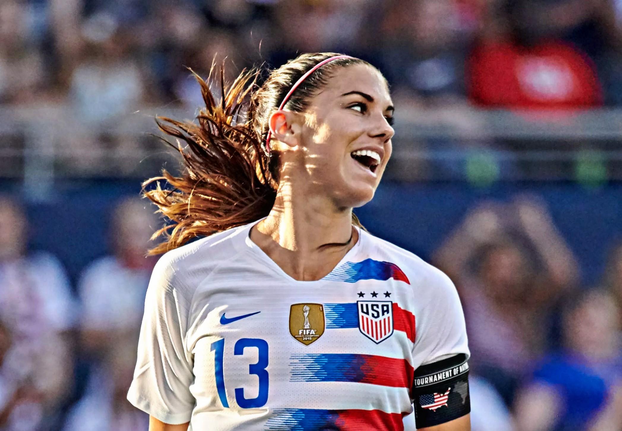 Wysokie zwycięstwo dziewczyn z USA