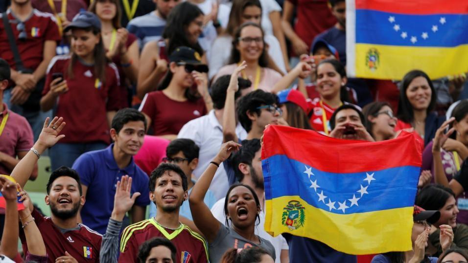Wenezuela żyje piłką nożną